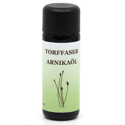 Torffaser-Arnikaöl
