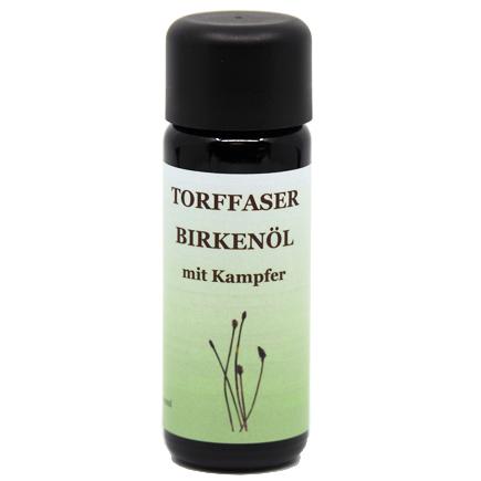 Torffaser-Birkenöl mit Kampher