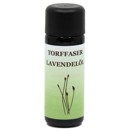 Torffaser-Lavendelöl