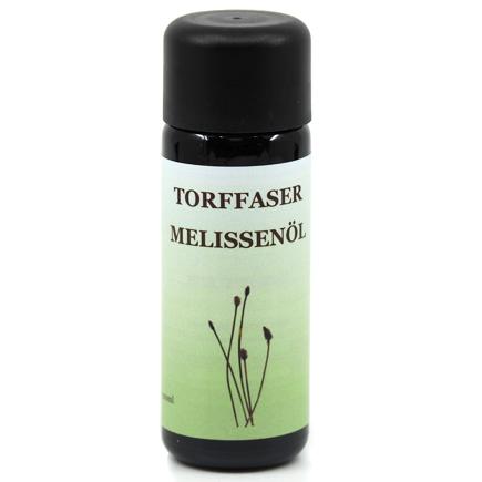 Torffaser-Melissenöl