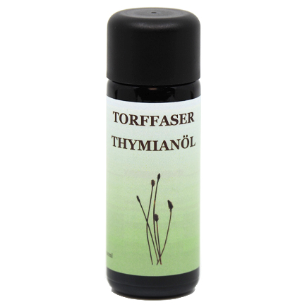 Torffaser-Thymianöl