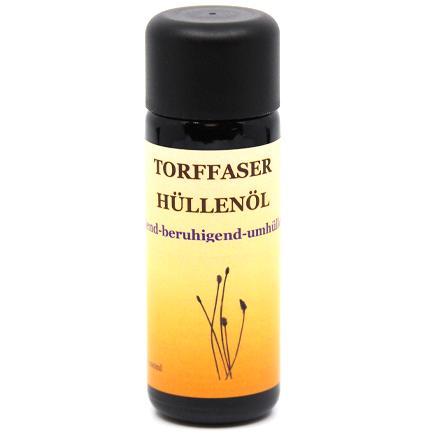 Torffaser-Hüllenöl       erdend-beruhigend-umhüllend