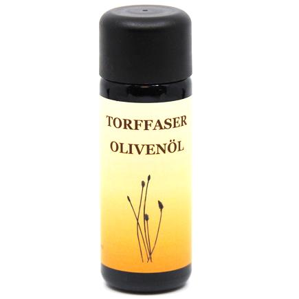 Torffaser-Olivenöl
