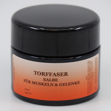 Torffaser-Salbe für Muskeln & Gelenke