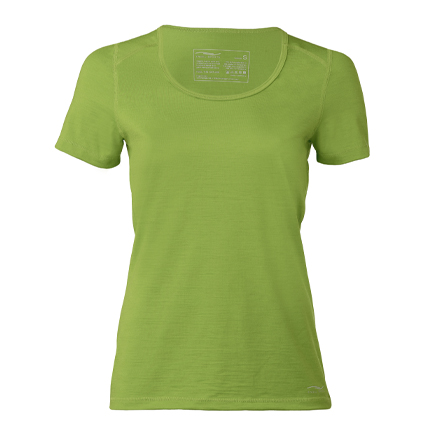 ENGEL SPORT <br/> Shirt kurzarm, <br/> lime